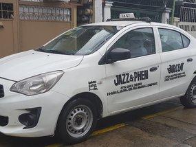 White Mitsubishi Mirage G4 2015 Sedan for sale in Quezon City