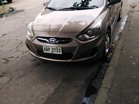 Selling 2nd Hand Hyundai Accent 2014 at 84000 km