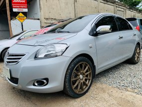Silver 2010 Toyota Vios for sale in Isabela