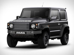 Suzuki Jimny 2019 unique body kits - Right at your fingertips