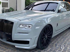 Rolls-Royce Ghost 2016 Automatic Gasoline for sale