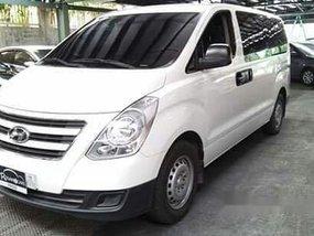 Selling White Hyundai Grand Starex 2016 in Pasig