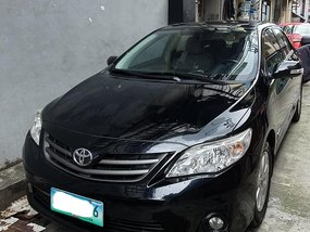 Sell Black 2014 Toyota Altis at 86000 km in Madalum
