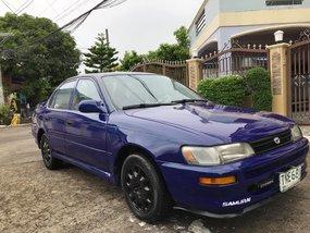Blue 1994 Toyota Corolla for sale in Adams
