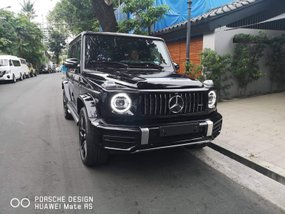 Brand New 2019 Mercedes-Benz G-Class Automatic Gasoline for sale