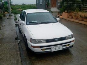 For rush sale White Toyota Corolla Altis 1994