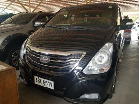 Black Hyundai Grand Starex 2014 Automatic Diesel for sale