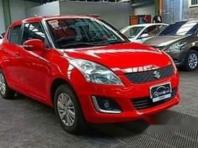 Sell Red 2018 Suzuki Swift at 21000 km