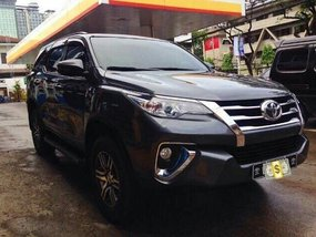 2017 Toyota Fortuner for sale in Cebu City