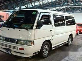 Sell White 2015 Nissan Urvan in Pasig