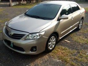Sell 2012 Toyota Corolla Altis at 54000 km
