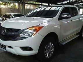 Selling White Mazda Bt-50 2016 in Pasig