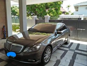 Mercedes-Benz E-Class 2010 Automatic Gasoline for sale