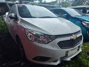 Sell White 2016 Chevrolet Sail at 12000 km