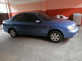Blue Nissan Sentra 2004 at 23000 km for sale