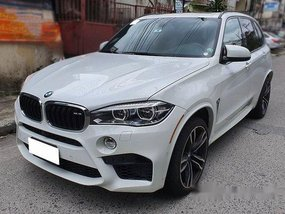 White Bmw X5 2018 Automatic Gasoline for sale