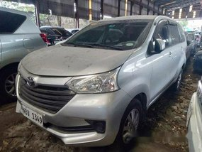 Silver Toyota Avanza 2017 for sale in Makati