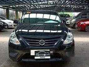 Selling Black Nissan Almera 2018 in Pasig