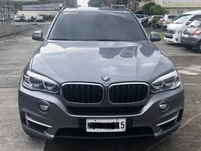 Selling Grey 2016 BMW X5 XDrive 30D in Pasig