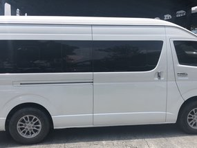 2nd Hand 2016 Toyota Hiace for sale in Pasig