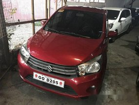 Sell Red 2018 Suzuki Celerio in Lapu-Lapu