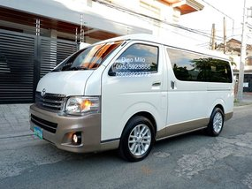 Sell Used 2013 Toyota Hiace Automatic Diesel