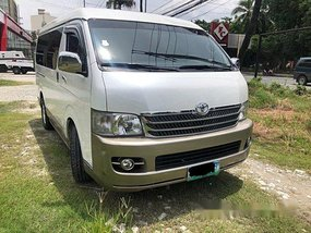 Toyota Hiace 2010 Automatic Diesel for sale
