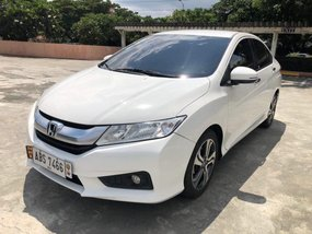 White 2015 Honda City at 38000 km for sale