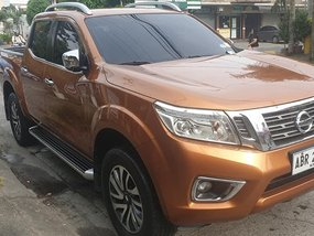 Sell 2nd Hand 2015 Nissan Navara Truck in Las Pinas