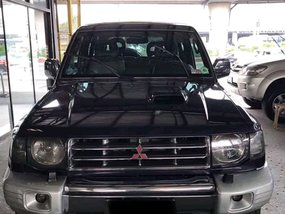 Sell Used 2002 Mitsubishi Pajero Automatic Diesel