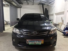 Toyota Corolla Altis 2011 for sale in Bacoor