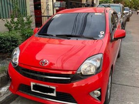 2015 Toyota Wigo at 20000 km for sale