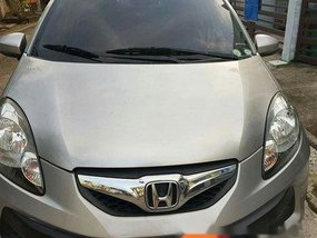 Sell Silver 2015 Honda Brio in Meycauayan