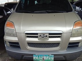 Hyundai Starex 2007 for sale in Quezon City