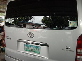 2011 Toyota Hiace for sale in Quezon City