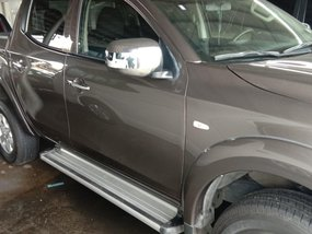 2017 Mitsubishi Strada for sale in Quezon City