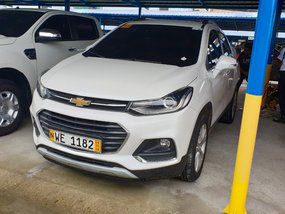 White 2018 Chevrolet Trax at 11000 km for sale