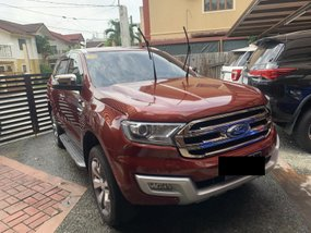 Sell Used 2016 Ford Everest Automatic Diesel in Quezon City