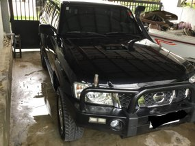 Sell Black 2014 Nissan Patrol Super Safari at 48500 km in Taguig