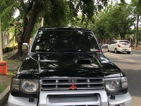 Black 2003 Mitsubishi Pajero for sale in Las Pinas