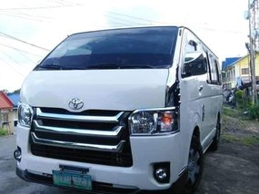 Toyota Hiace 2009 for sale in Quezon City