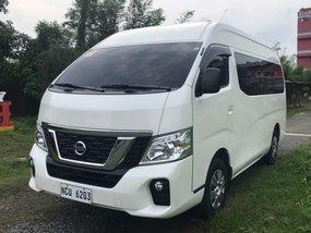 Nissan Urvan 2018 for sale in Las Pinas