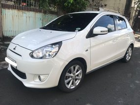Mitsubishi Mirage 2015 for sale in Quezon City