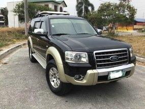 2007 Ford Everest at 90000 km for sale