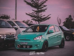 Mitsubishi Mirage 2012 for sale in Malabon