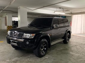 Selling Used Nissan Patrol 2003 Automatic Gasoline