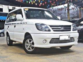 White 2015 Mitsubishi Adventure Diesel Manual for sale