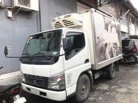 Selling 2nd Hand Mitsubishi CanterA 2016 Truck in Las Pinas