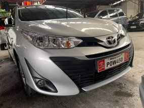 Silver 2019 Toyota Vios at 2000 km for sale