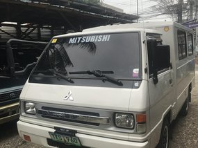 White 2011 Mitsubishi L300 Van Manual Diesel for sale